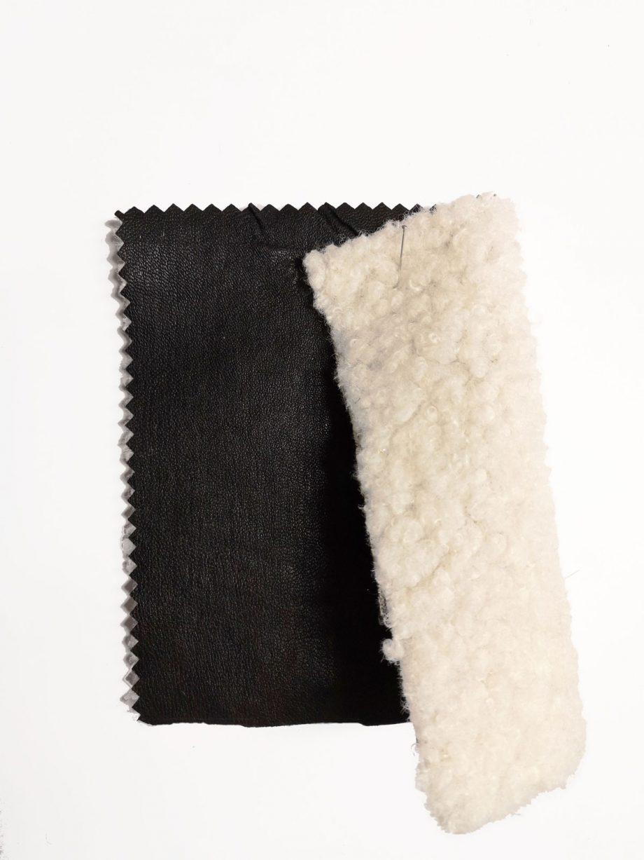 Nuances Fabrics Tissu Fourrure Corail 2